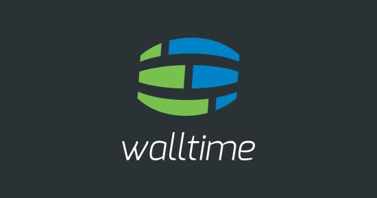 Resultado de imagem para walltime logo